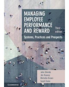 Managing Employee Performance and Reward Systems Practices Strategies