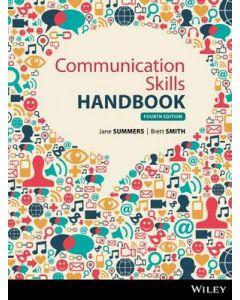 Communications Skills Handbook 4E