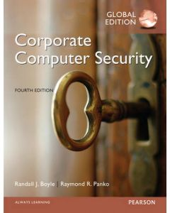 CORPORATE COMPUTER SECURITY GLOBAL ED