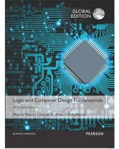 Logic & Computer Design Global Edition