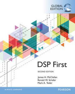 Digital Signal Processing Global Edition