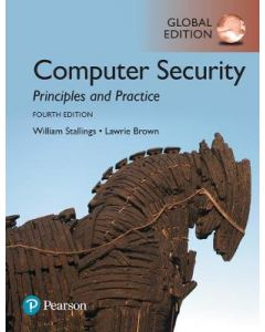 COMPUTER SECURITY : PRINCIPLES AND PRACTICE GLOBAL ED