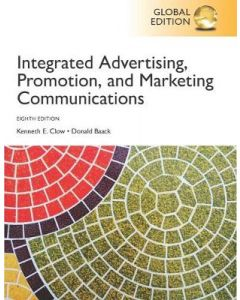 Integrated Advertising and Promotion and Marketing Communication