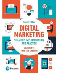 Digital Marketing Strategy Implementation and Practice