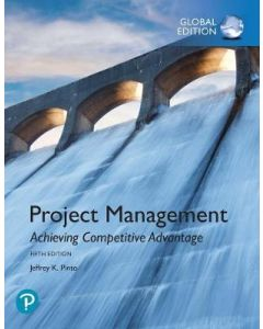 Project Management Acheiving Competitive Management