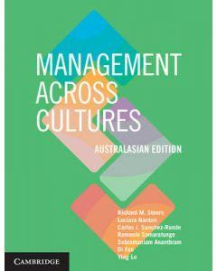 Management Across Cultures Australasian Edition