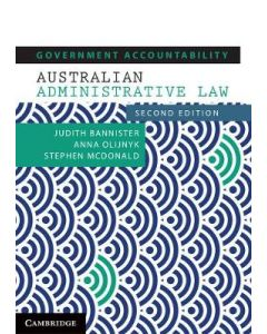 Government Accountability Australian Administrative Law