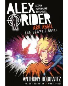 ARK ANGEL : ALEX RIDER GRAPHIC NOVEL #6