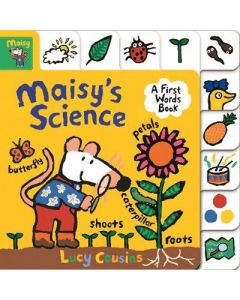 MAISYS SCIENCE : FIRST WORDS BOOK A