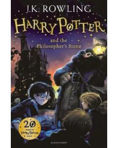 HARRY POTTER AND THE PHILOSPHERS STONE : YOUNG READER