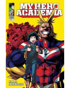 MY HERO ACADEMIA VOL1