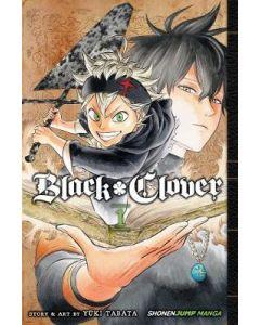 BLACK CLOVER VOL1