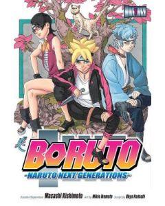 BORUTO VOL1 : NARUTO NEXT GENERATION