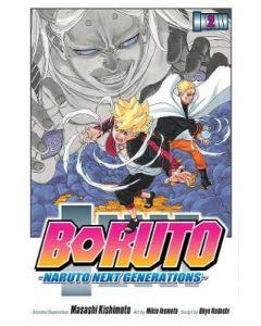 BORUTO VOL2 : NARUTO NEXT GENERATIONS