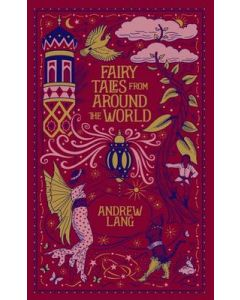 Fairy Tales From Around the World Leather Bound