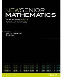 New Senior Mathematics for Years 11 & 12