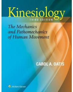 Kinesiology The Mechanics and Pathomechanics of Human Movement