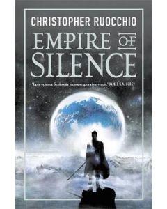 EMPIRE OF SILENCE : SUN EATER BK 1