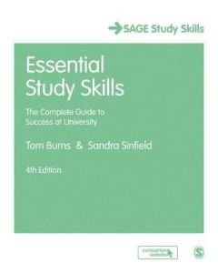 ESSENTIAL STUDY SKILLS : THE COMPLETE GUIDE TO SUCESS AT UNIVERSITY 4ED