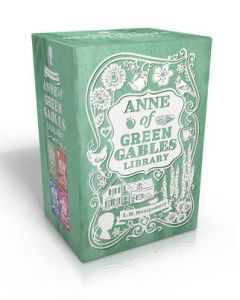 ANNE OF GREEN GABLES LIBRARY : GABLES AVONLEA ISLAND DREAMS