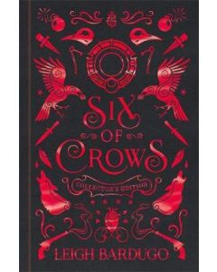 SIX OF CROWS : BOOK#1