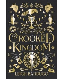 CROOKED KINGDOM : SIX OF CROWS BOOK#2
