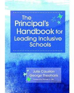 PRINCIPALS HANDBOOK FOR LEADING INCLUSIVE SCHOOLS