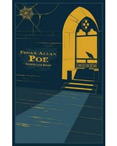 Edgar Allan Poe Collected Works (Leather Bound)