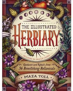ILLUSTRATED HERBIARY: GUIDANCE & RITUALS