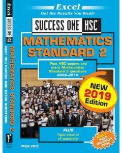 SUCCESS ONE HSC MATHEMATICS STANDARD 2 2019 ED