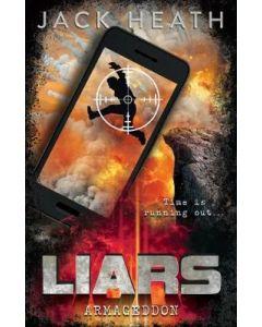 ARMAGEDDON : LIARS#5