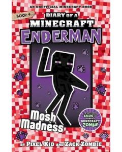 MOSH MADNESS : DIARY OF A MINECRAFT ENDERMAN#4