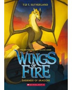 DARKNESS OF DRAGONS : WINGS OF FIRE#10