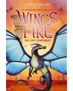 LOST CONTINENT THE : WINGS OF FIRE#11