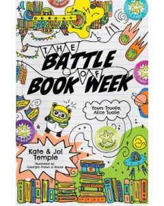 BATTLE OF BOOK WEEK : YOURS TROOLIE ALICE TOOLIE #3