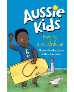 MEET TAJ AT THE LIGHTHOUSE : AUSSIE KIDS
