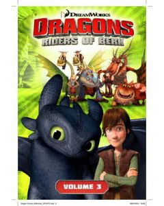 DREAMWORKS DRAGONS : ICE CASTLE VOL3