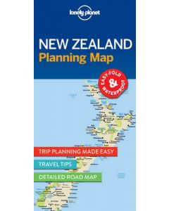 NEW ZEALAND PLANNING MAP 1