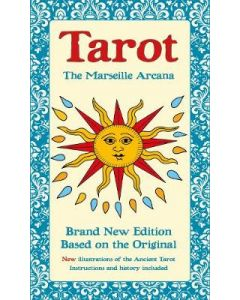TAROT CARD PACK : THE MARSEILLE ARCANA