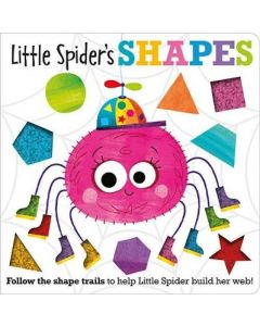 LITTLE SPIDERS SHAPES