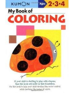 BOOK OF COLOURING MY