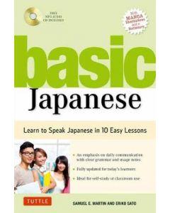 Basic Japanese Learn to Speak Japanese in 10 Easy Lessons