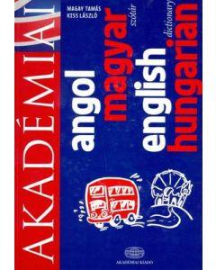 ENGLISH HUNGARIAN ACADEMIC DICTIONARY