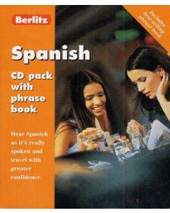 SPANISH : PHRASE BOOK & CD