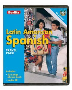 LATIN AMERICAN SPANISH : PHRASE BOOK & CD