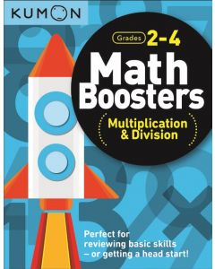MULTIPLICATION AND DIVISION GRADES 2-4 : MATH BOOSTERS
