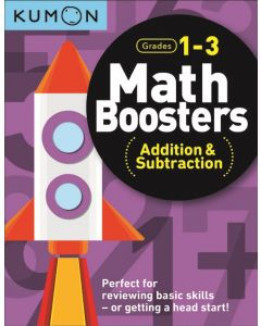 ADDITION & SUBTRACTION GRADES 1-3 : MATH BOOSTERS