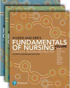 KOZIER AND ERBS FUNDAMENTALS OF NURSING VOL1-3