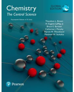 BROWNS CHEMISTRY : THE CENTRAL SCIENCE IN SI UNITS 14ED + MASTERING CHEMISTRY + ETEXT