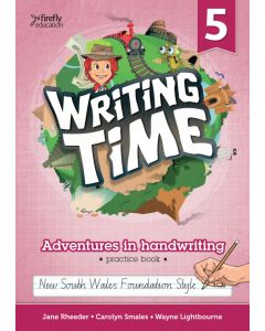 WRITING TIME #5 STUDENT PRACTICE BOOK